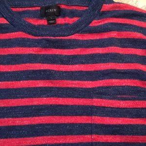 J Crew Long Sleeve Sweater. 100% cotton!